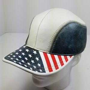Pretender UK - All season -Italian Leather Hat/Cap